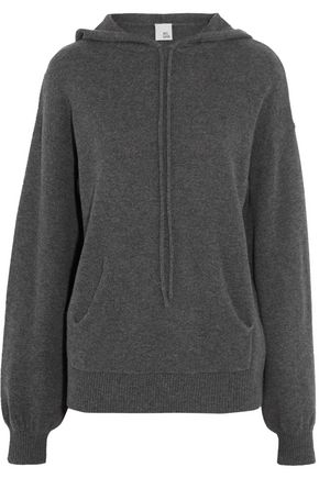 IRIS & INK Anya cashmere hooded sweater