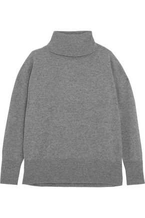 IRIS & INK Grace cashmere turtleneck sweater
