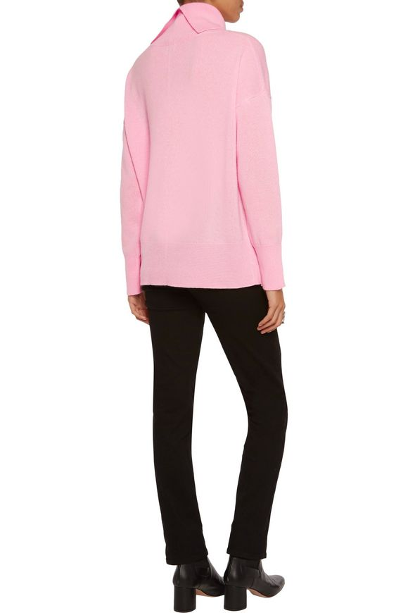 Grace cashmere turtleneck sweater | IRIS & INK | Sale up to 70% off | THE  OUTNET