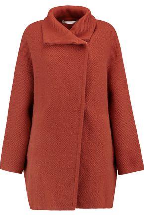 DIANE VON FURSTENBERG Wool-blend coat