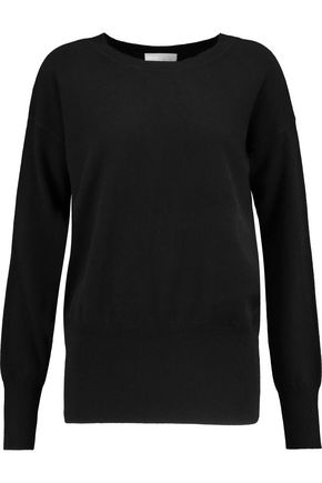 VINCE. Open-back cashmere sweater
