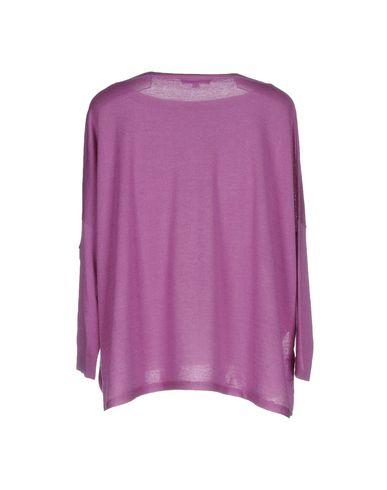 Фото 2 - Женский свитер SNOBBY SHEEP светло-фиолетового цвета