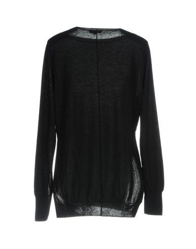 Фото 2 - Женский свитер SNOBBY SHEEP черного цвета