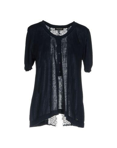 Купить Женский свитер TWINSET темно-синего цвета