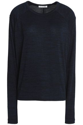 RAG & BONE/JEAN Mélange knitted sweater