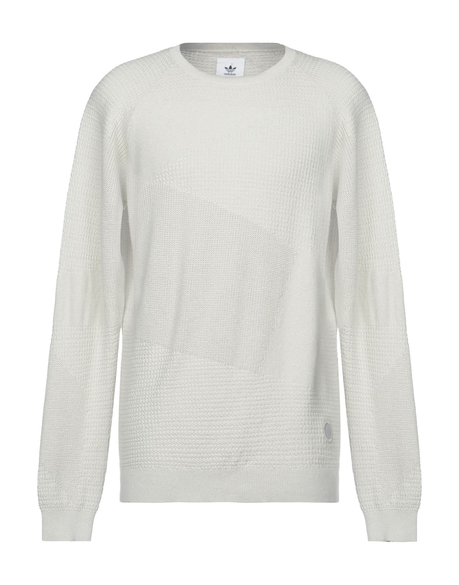 ADIDAS BY WINGS + HORNS Sweaters in Light Grey