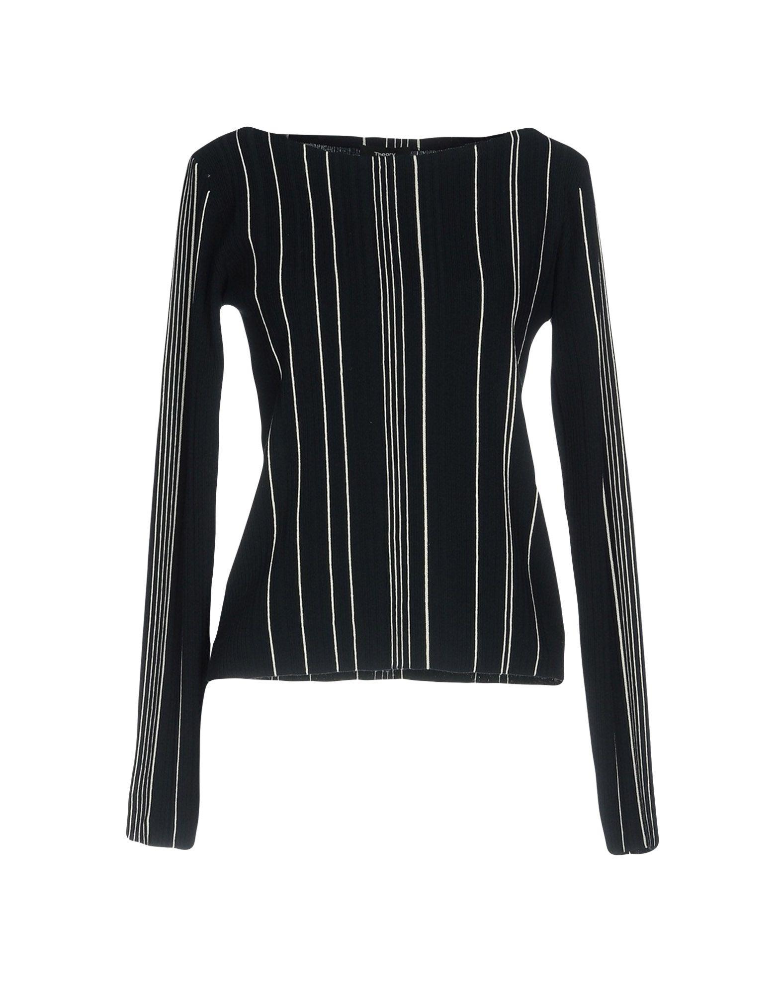 THEORY Damen Pullover Farbe Dunkelblau Größe 6