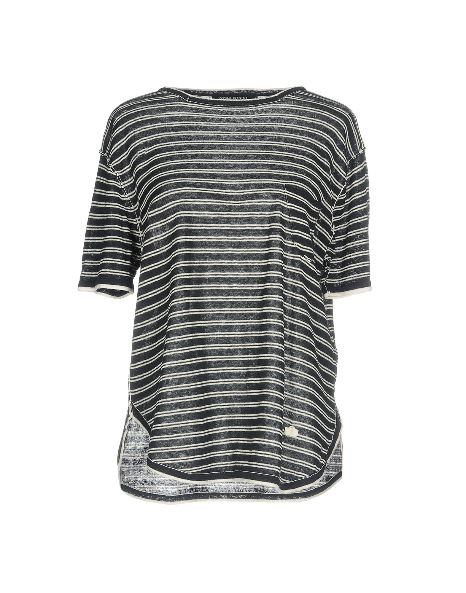 YOSHI KONDO Sweater in Black