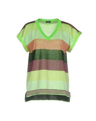 Фото - Женский свитер NEERA зеленого цвета