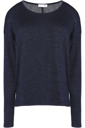 RAG & BONE/JEAN Mélange knitted top