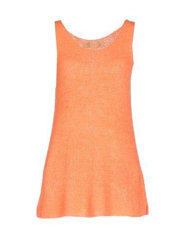 Фото - Женский свитер  оранжевого цвета