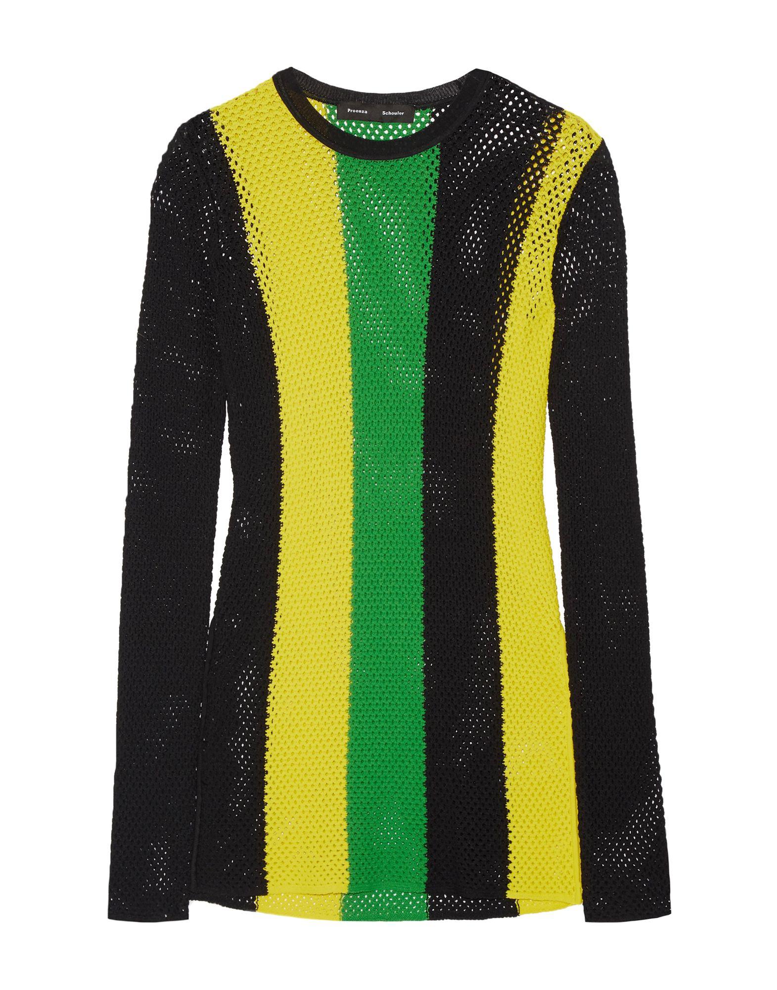 PROENZA SCHOULER Свитер proenza schouler вязаное платье в полоску