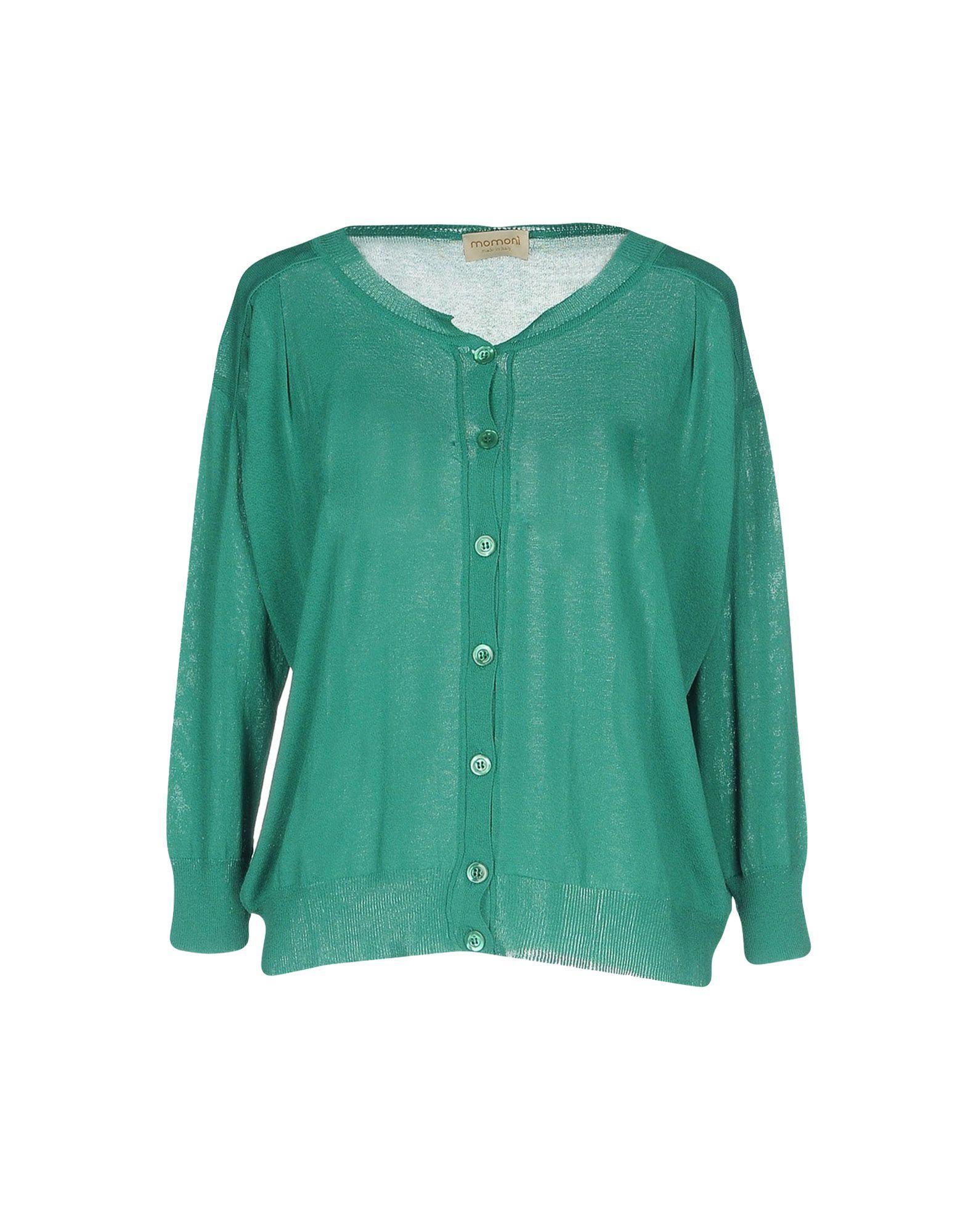 MOMONÍ Cardigan in Green