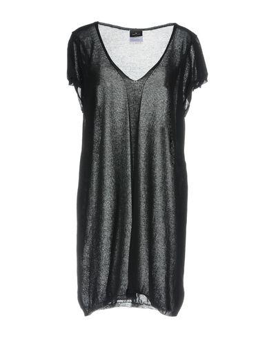 Фото - Женское короткое платье GOTHA черного цвета