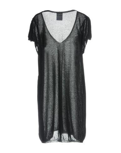 Фото 2 - Женское короткое платье GOTHA черного цвета