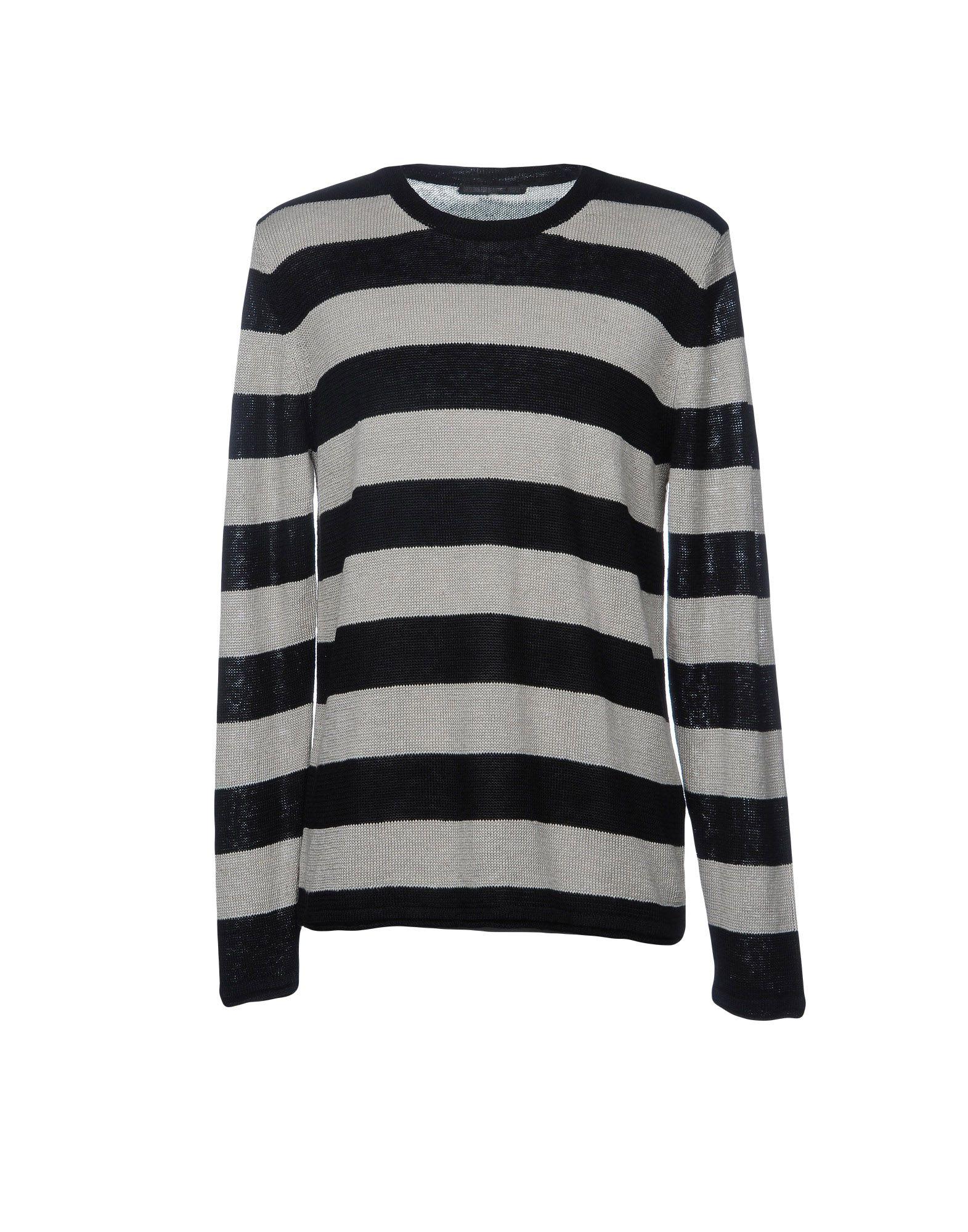 DRYKORN Свитер мужской свитер в полоску 52