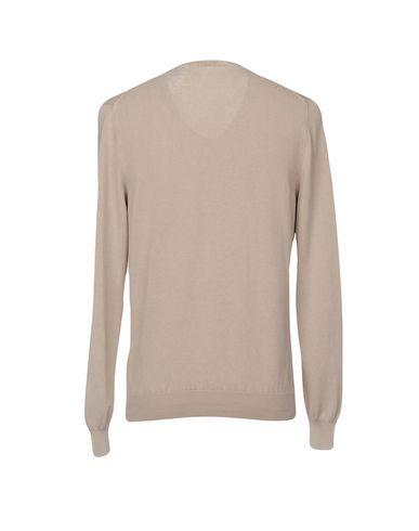 Фото 2 - Мужской свитер GRAN SASSO цвет голубиный серый