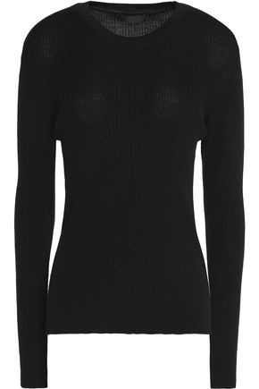 CALVIN KLEIN COLLECTION Fine Knit
