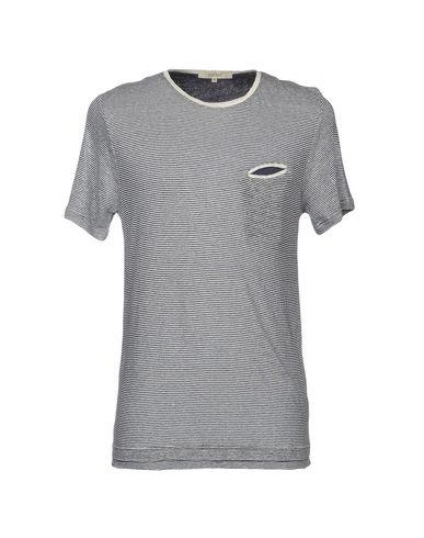 Фото - Женскую футболку DIKTAT темно-синего цвета