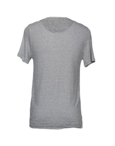 Фото 2 - Женскую футболку DIKTAT темно-синего цвета