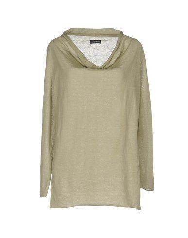 Фото - Женский свитер KEN BARRELL серого цвета