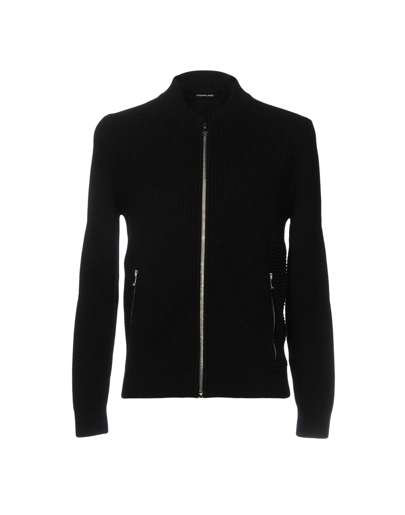 EXEMPLAIRE Cardigan in Black