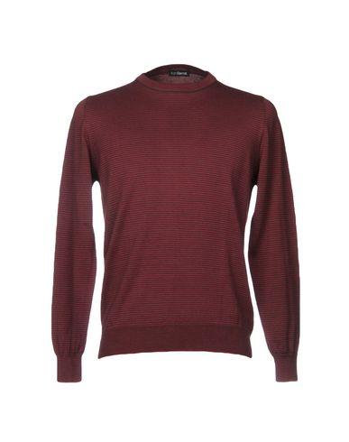 Фото - Мужской свитер KEN BARRELL цвет пурпурный