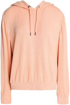 ALICE + OLIVIA Jersey hooded sweatshirt