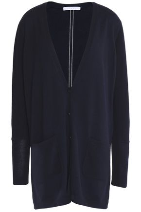 DUFFY Merino wool cardigan