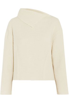 ISABEL MARANT Textured-wool sweater