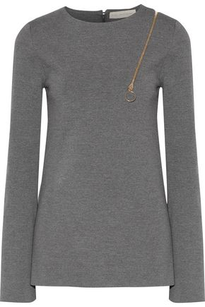 STELLA McCARTNEY Wool-blend sweater