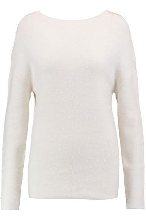 STELLA McCARTNEY Wool-blend bouclé sweater