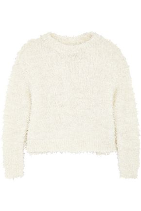 IRO Textured-knit sweater