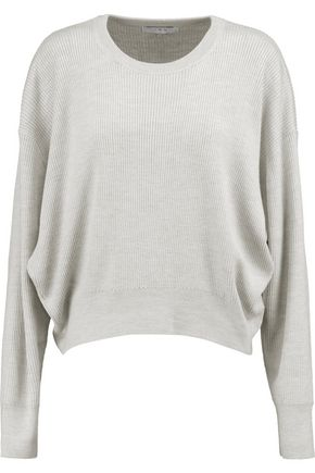 IRO Ribbed wool sweater