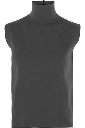 MARNI Stretch-jersey turtleneck top