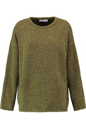 IRO Bouclé knitted sweater