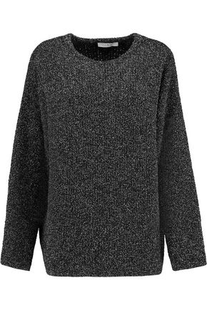 IRO Wool and cotton-blend sweater