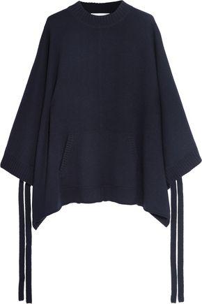 CHLOÉ Oversized cashmere cape