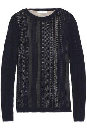 OSCAR DE LA RENTA Fine Knit