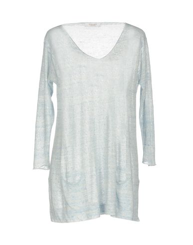 Фото - Женский свитер TONET небесно-голубого цвета