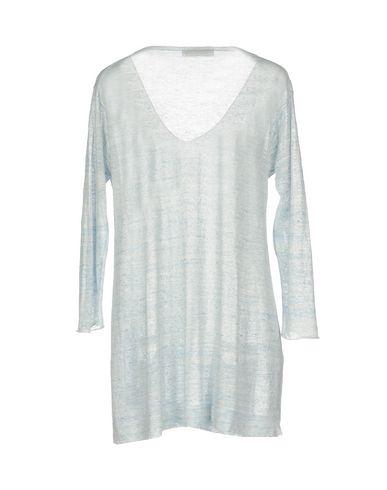 Фото 2 - Женский свитер TONET небесно-голубого цвета