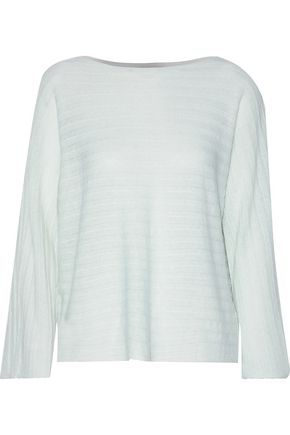 JOIE Bess ribbed cashmere sweater