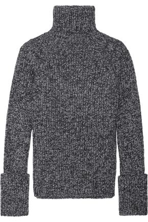 JOSEPH Mélange wool-blend turtleneck sweater