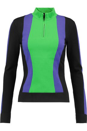 EMILIO PUCCI Stretch-knit sweater