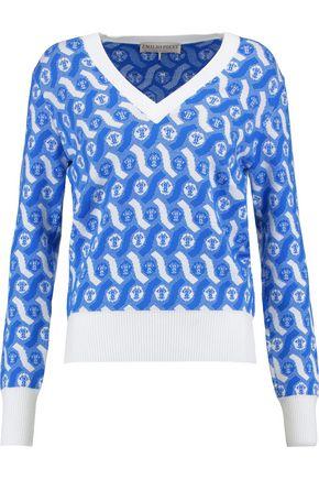 EMILIO PUCCI Intarsia wool sweater