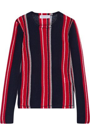 GABRIELA HEARST Lucan striped cashmere sweater