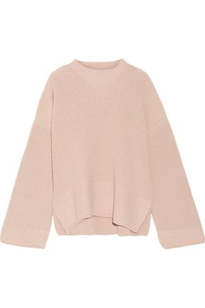 ELIZABETH AND JAMES Aimee cotton-blend sweater