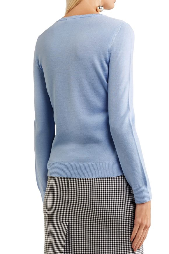 Harding embellished merino wool sweater | ALTUZARRA | Sale up to 70% off |  THE OUTNET
