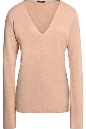 T by ALEXANDER WANG Stretch-knit sweater