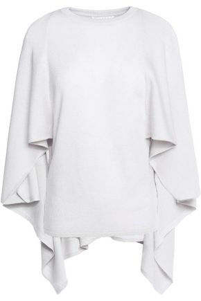 DUFFY Layered cashmere sweater